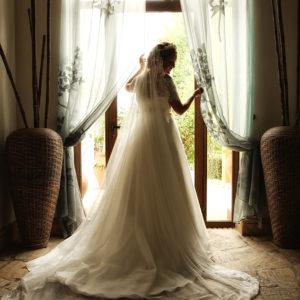 Fotografía de boda en el Hotel La Viñuela