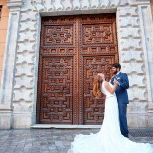 Reportaje de bodas en el Centro de Málaga