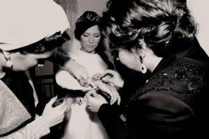 Momentos de novias y amigas