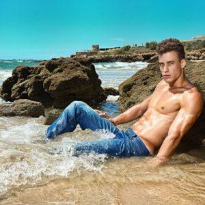 Sesión en las playas de Cádiz