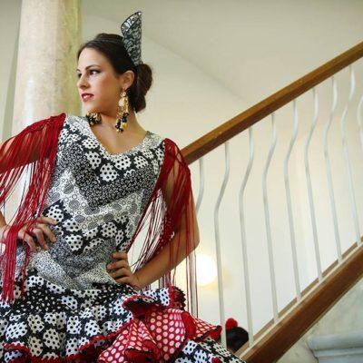 Fotografía de moda flamenca Gema Muñoz