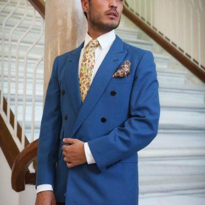 Moda masculina Salvador Egea