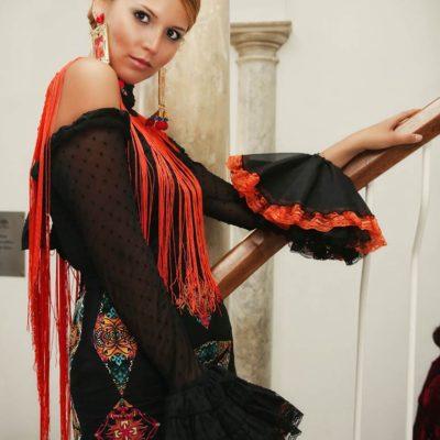 Catálogo de moda flamenca de Gema Muñoz