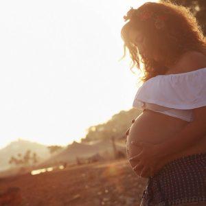 Reportaje de embarazada