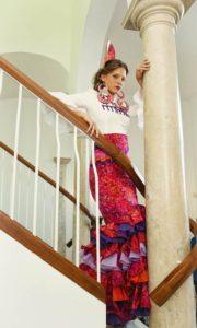 Sesión de flamenca de Gema Muñoz