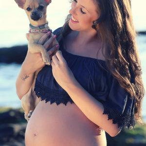 Fotógrafo de embarazada