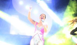 Reportaje del concierto de Soraya