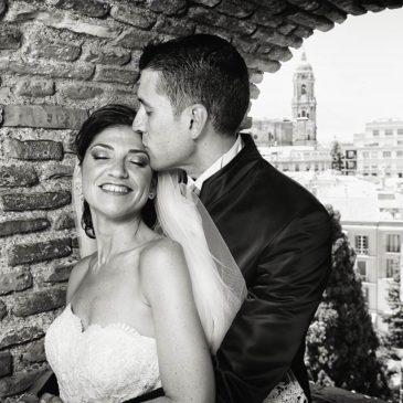 Carmen y Nacho. Una boda para recordar