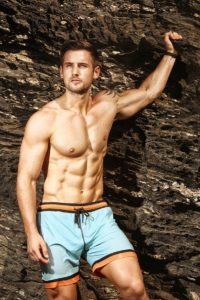 Sesión fitness. Alex Crockford 2016.