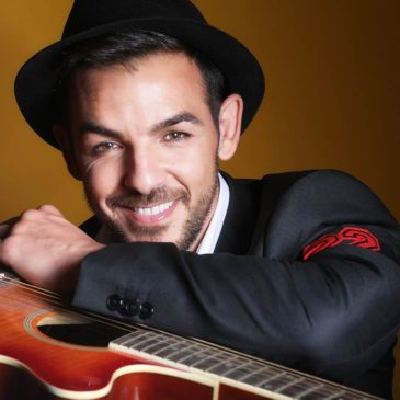 Sesión con el cantante Marco de Gracia