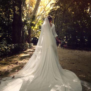 Álvaro y Ángela. Una boda a los pies de la Victoria