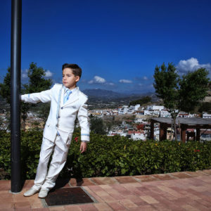 fotógrafo de comuniones. Málaga.