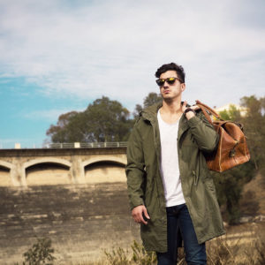 Shoot moda masculina. Málaga.