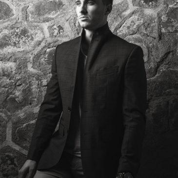 Javier Repiso . Shooting de moda masculina en exteriores