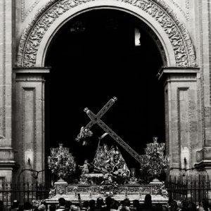 Fotografía cofrade. Amargura de Granada.