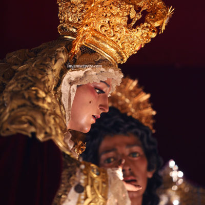 Semana Santa en Málaga 2017. Domingo de Ramos.