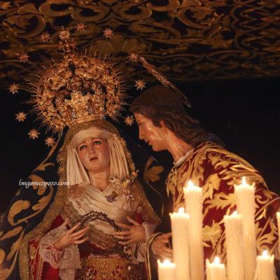Miércoles Santo en Málaga. 2017