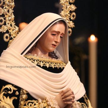 I aniversario de la coronación canónica de la Soledad de Mena