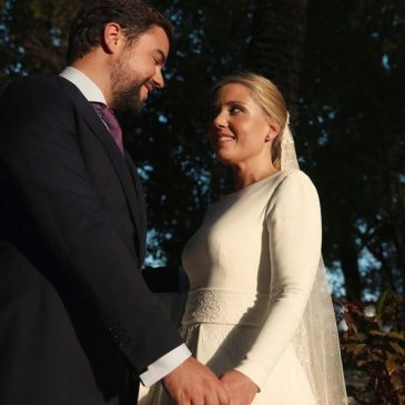 El día de la boda de Bea y Nacho