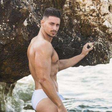 Sesión en las playas de Málaga con Luis Vidal
