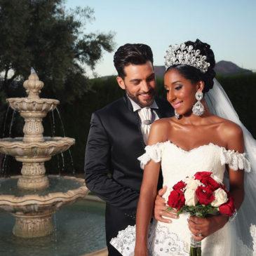 Gema y Maldonado, una boda gitana en el mes de julio