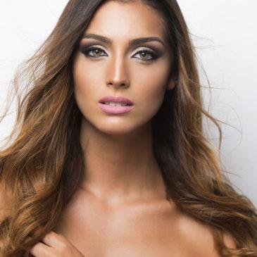 En el estudio con Raquel Tejedor, Miss Mundo España 2016