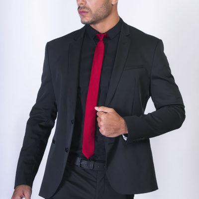 Moda masculina. Málaga 2017
