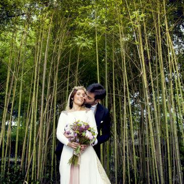 Desirée y Pablo, una boda perfecta
