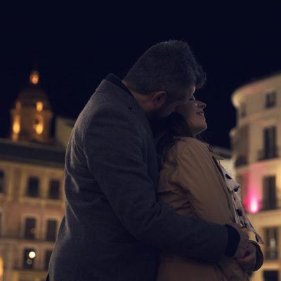 Sesión en pareja. Málaga 2018