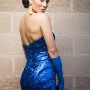Posado Miss World Málaga 2017