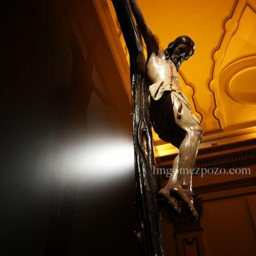Arte: Fernando Ortiz en la Capilla del Palacio Episcopal