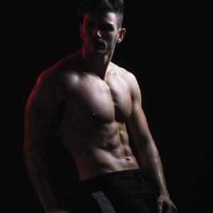 Sesión Fitness. Málaga 2017