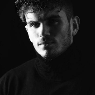 Retrato masculino. Málaga 2017