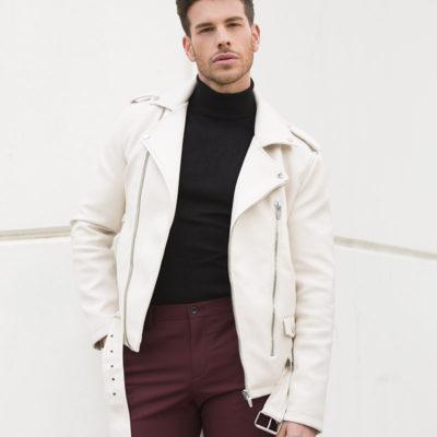 Moda masculina. Míster Málaga 2018