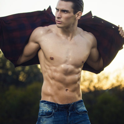 moda masculina. 2018