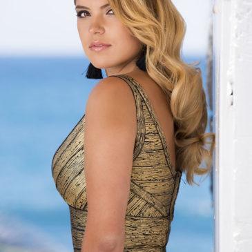 Fotógrafo oficial en las fotos de las candidatas a Miss Mundo Tenerife 2018