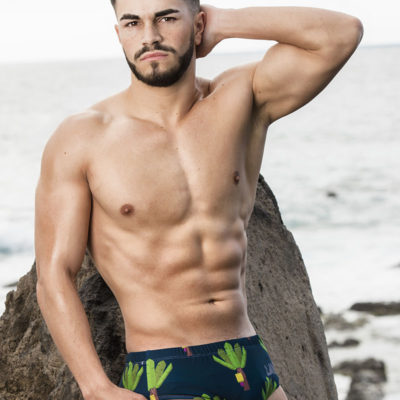 Fotos oficiales Míster Tenerife 2018.