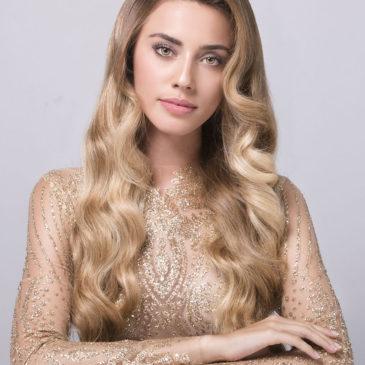 Fotos oficiales para Miss Mundo España