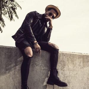 sesión moda masculina. Málaga