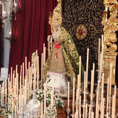 Triduo Esperanza. Málaga 2018.