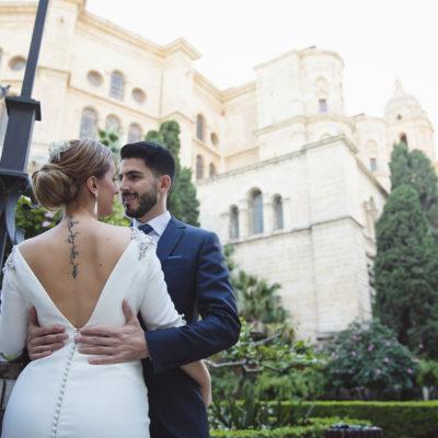 boda Málaga. 2018