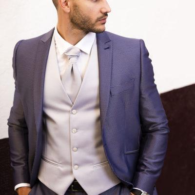 Moda masculina. Málaga 2018