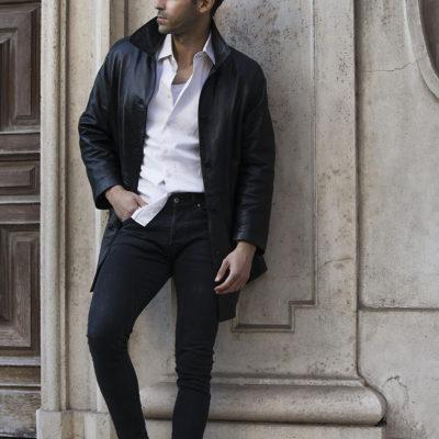 Moda masculina. Málaga .
