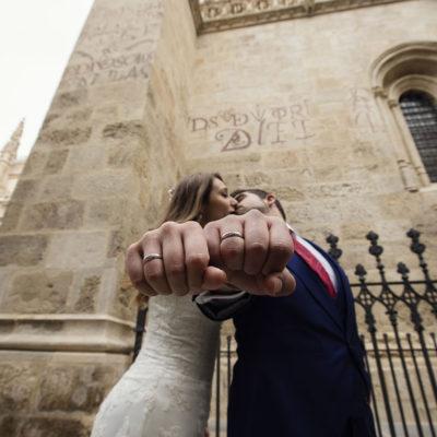Postboda en Granada. 2018