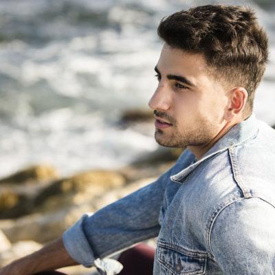Moda masculina. Fotógrafo de Málaga