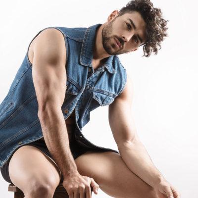 Moda masculina. Málaga 2018.
