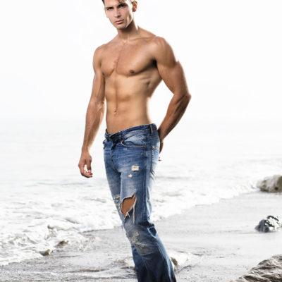 Moda masculina. Málaga.