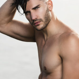 Moda masculina. Málaga 2019.