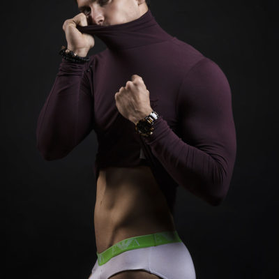 Moda masculina. Málaga 2019