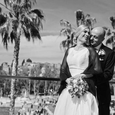 Fotografía de boda. Málaga 2019